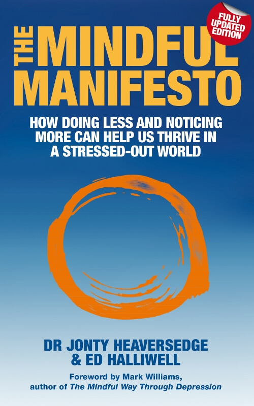 Mindful Manifesto book cover